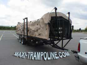 COMBO TRAILER CLIMBING WALL and BUNGEE TRAMPOLINE MOBILE by MAXI-TRAMPOLINE.com Leader in design and production of amusement sports attractions, recreation rides and Fun sport games like the BUNGEE TRAMPOLINE, bungy trampoline, 1in1 4in1 5in1 6in1 SALTO Trampolino, fix stationary portable and mobile bungee trampoline on trailer, ELASTIC jump 1 way 2 ways 4 ways 5 ways 6ways, aerojump, 1-in-1 eurobungee trampolin, trailer CLIMBING walls, COMBO jumping and climbing wall 2 bays 3bays 4 bays, Funball Shootair compressed air cannons ball from 1 to 30 cannons, Playgrounds, Bobsleigh Roller Coaster, Rodeo mechanic bull and horse, Aero spaces bikes, bungy jumping, Sling Shot, play grounds, aerotrim gyroscope, extreme Fun rides, foam air cannon ball game, inflatable thing, Leisure theme ATTRACTIONS and AMUSEMENT Parks CONSULTING… and more products and services - WEB SITE: www.maxi-trampoline.com - CONTACT EMAIL: infogames@maxi-trampoline.com