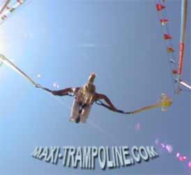 Maxi-trampoline